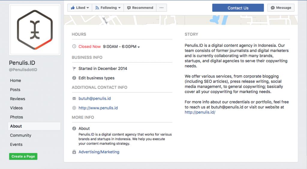 Meningkatkan engagement Facebook