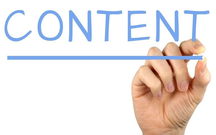 Content marketing sangat penting. Photo Source: Creative Commons