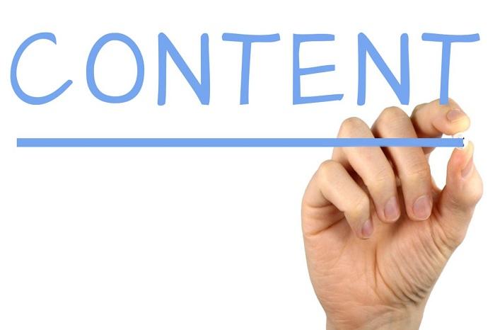 Content marketing sangat penting. Photo Source: Creative Commons